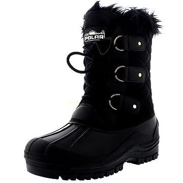 Polarr Polar Women's Short Snow Boot