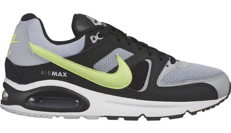 MultiCouleure (Wolf gris gris Volt noir Cool gris 47) Nike Air Max Command, Chaussures de Gymnastique Homme