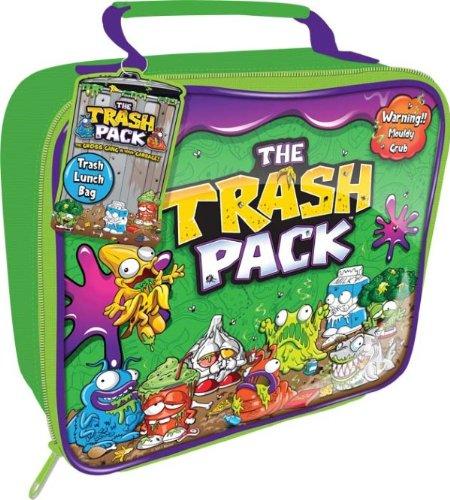 Gang Pack (Kids Lunch Box Bag Trash Pack Gross Gang Travel School Children Insulated Food)