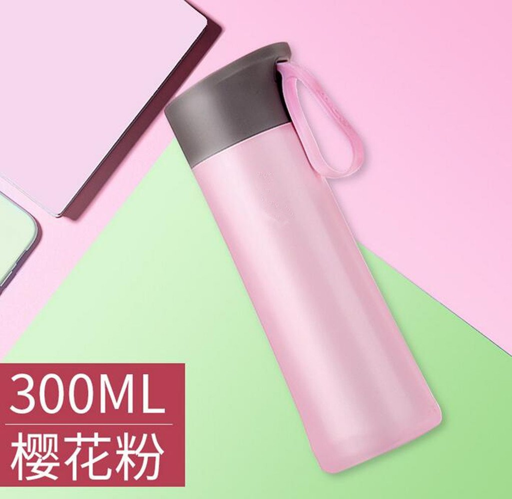 SHULING Wasser Cup Edelstahl Portable Iso-Becher Outdoor Heiße Wasser Vakuumsauger Schöne Kreative Begleitenden Becher, Toner, 300 Ml