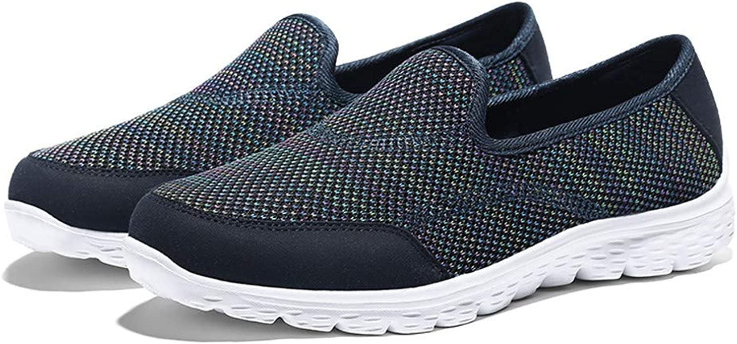 Aribelly Día de la Madre Liquidación Venta Zapatillas de Correr para Mujer, (Azul oscuro2), 35.5 EU: Amazon.es: Zapatos y complementos