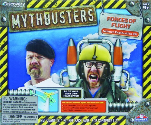 POOF-Slinky 0SEA2121 Scientific Explorer MythBusters Forces of Flight by Scientific Explorer [Toys & Games]