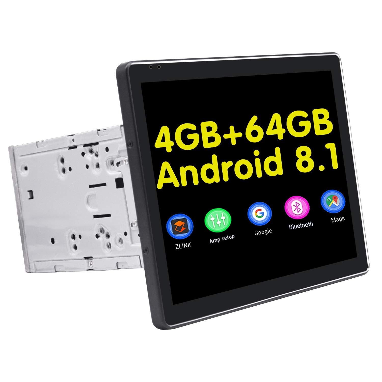 JOYING Car Stereo Android 8 1 4GB + 64GB Octa-Core 9 7