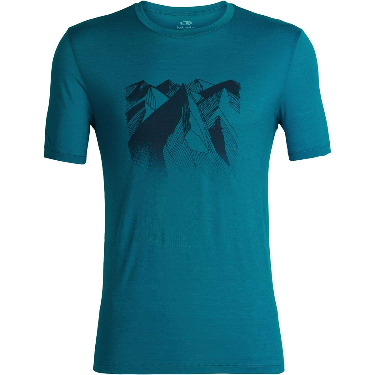 Icebreaker Herren Tech Lite T-Shirt Merino-Shirt