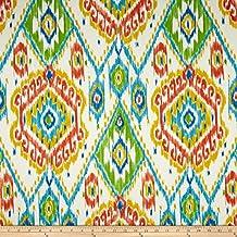 Richloom Indoor/Outdoor Losani Fiesta Fabric By The Yard