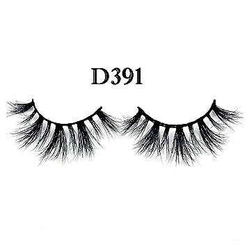 85c603277ff 3pcs/lot 100% real siberian 3d mink fur strip false eyelash long individual  eyelashes