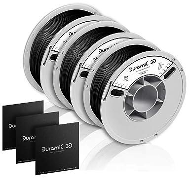 DURAMIC 3D Premium PLA Plus filamento de impresora 1.75 mm ...