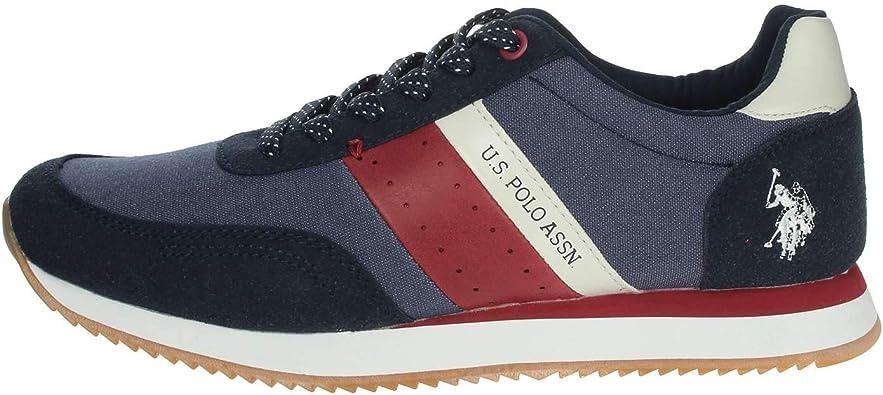 U.s. Polo Assn NOBIL4153S9/TH1 Sneakers Hombre Azul 45 ...