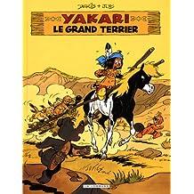 Yakari 10 : Le grand terrier