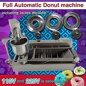 Automatic Donut Making Machine/automatic Donut Maker/auto Donuts Frying Machine/Auto Molding,Auto Frying,Auto turning,Auto Collecting by MegaLane