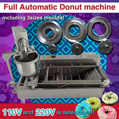 automatic donut making machine - 1