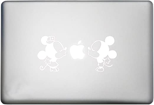 Air Pro or Ipad Kiss Decal for MacBook