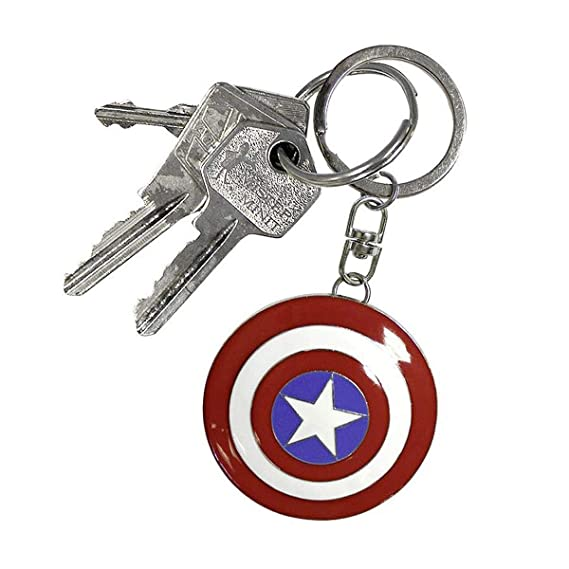 Llavero 3D Marvel Captain America - Shield/Escudo Shield ...