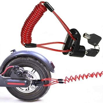Amazon.com: Bloqueo de freno de disco para scooter eléctrico ...