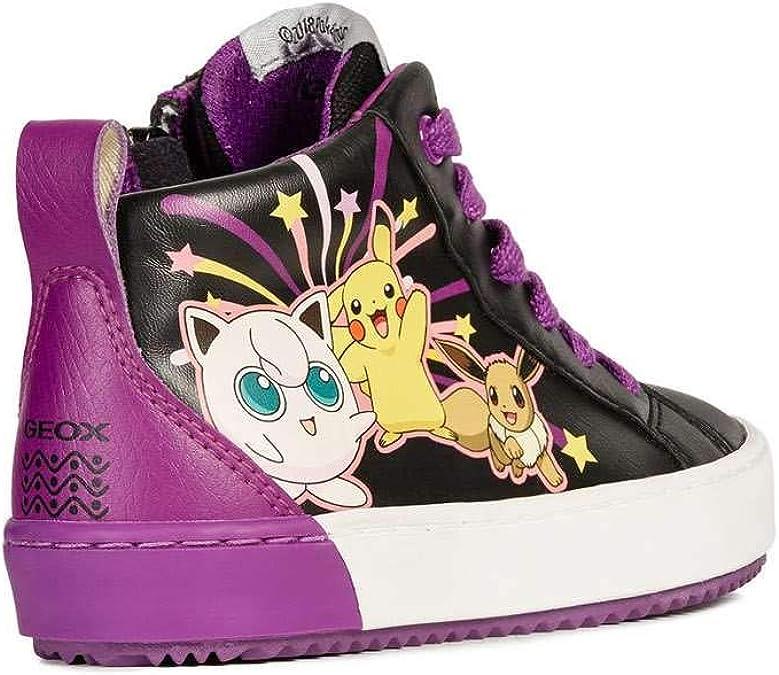 Geox Sneaker Alte jr Girl Kalispera j844gg