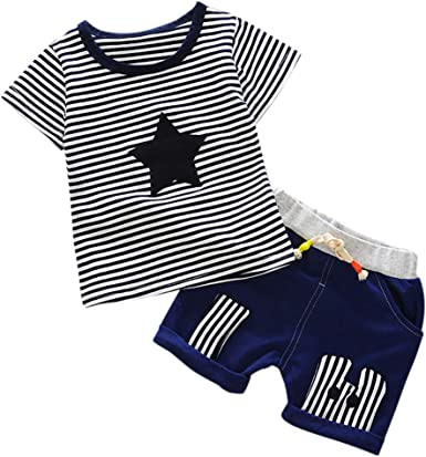 Newborn Kid Baby Girl Camo Cotton Clothes Bow Tops T-shirt Tee Pants Outfits Set