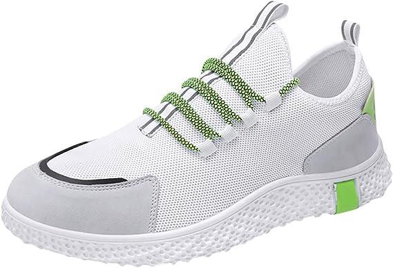 Darringls Zapatos para Hombre,Zapatillas Deporte Hombres Mujer Gimnasio Running Zapatillas de Deportes Hombre Mujer Zapatos Deportivos Aire Libre para Correr Calzado Sneakers Gimnasio Casual: Amazon.es: Ropa y accesorios