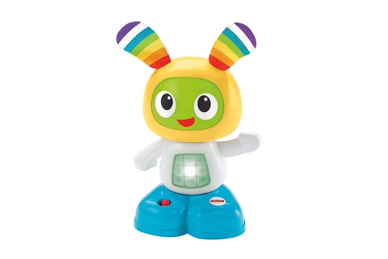 Fisher-Price Minirobot robi, juguete electrónico bebé +6 meses ...