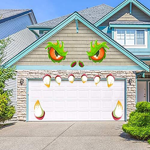 ifyou Garage Door Decoration