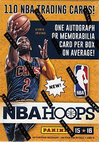 2015 2016 Hoops NBA Basketball Series Unopened Blaster Box