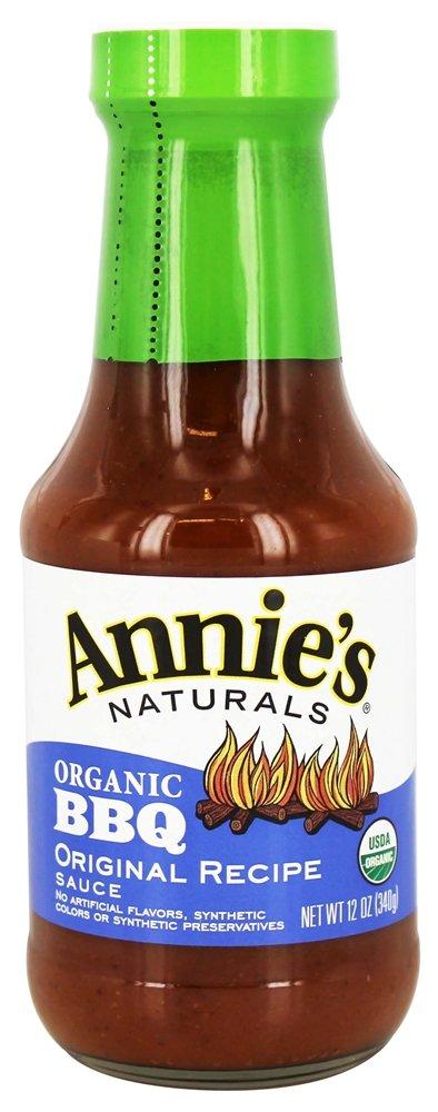Annie's Naturals - Organic BBQ Sauce Orginal Recipe - 12 oz.(pack of 2)