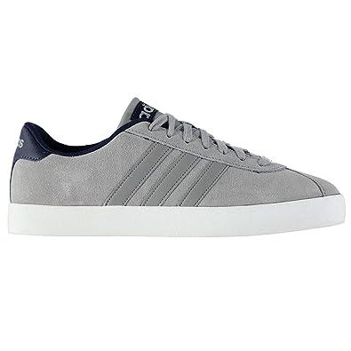 wholesale dealer 0b5f5 5d7b4 adidas Men s Court Vulc Sneakers Grey Size  6.5 UK