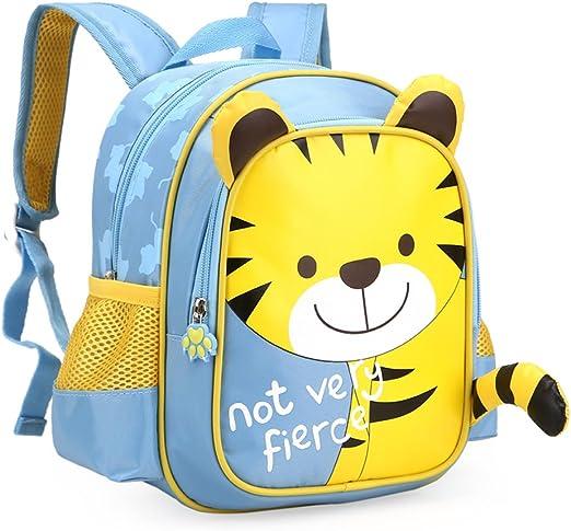 Little Child Toddler PreK School Backpack Movie Cartoon Book Bag Kids Children