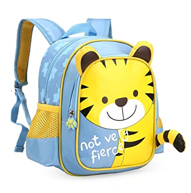 7b27de88867 Animals Cartoon School Bags for Boys Girls Nylon Orthopedic Children  Backpacks Best Gift Children School Bags
