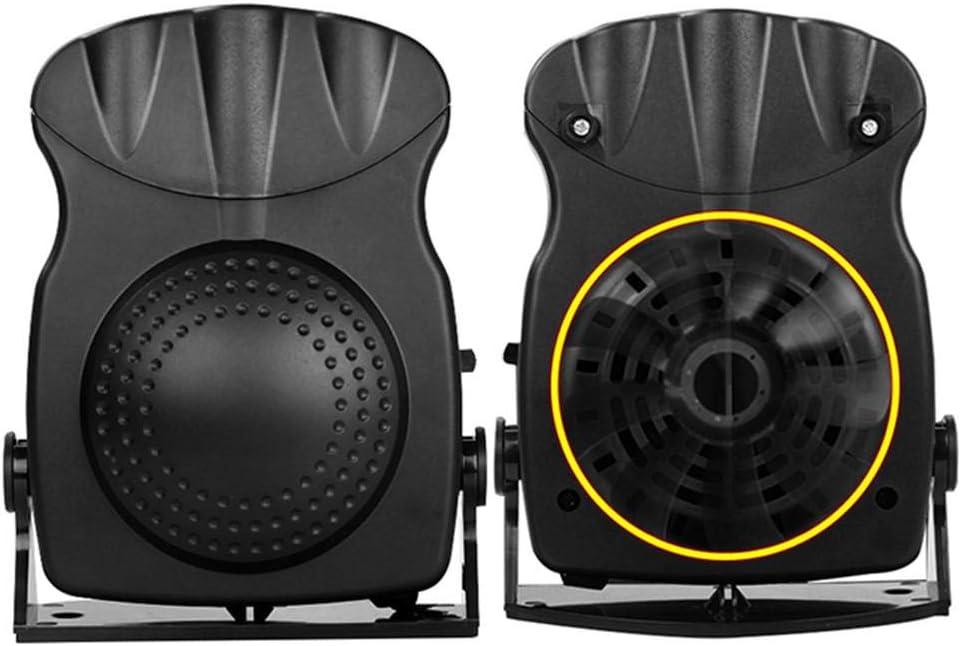 Supertop-Auto-Heizungs-K/ühlventilator 3 Auslass-Schnellheizungs-Abk/ühlung schnell Abtauen 12V 150W des Autoheizers 2 in 1 tragbarer Auto-Heizungs-Ventilator mit Einem 180 Grad-Drehgriff ab