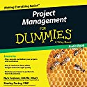 Project Management for Dummies : UK Edition Audiobook by Stanley E. Portny, Nick Graham Narrated by Gareth Armstrong