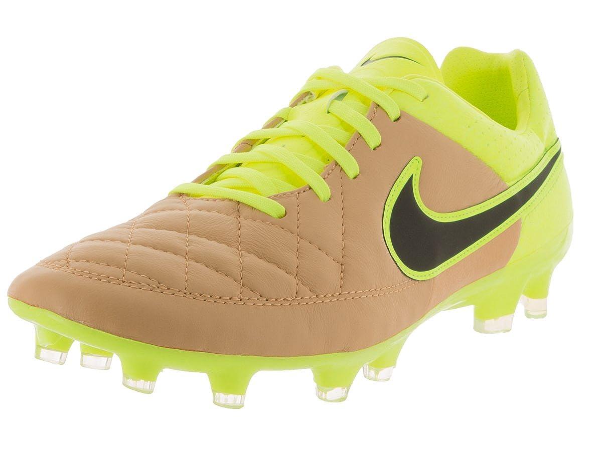 colore Blu Nike Tiempo Legend VI FG Uomo 819177-443 scarpe da calcio
