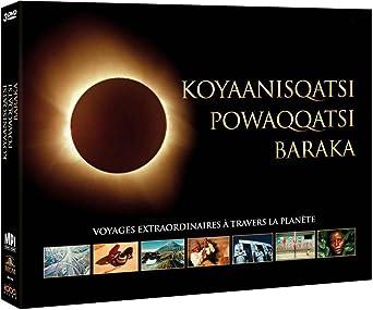 Koyaanisqatsi + Powaqqatsi + Baraka [Francia] [DVD]: Amazon ...