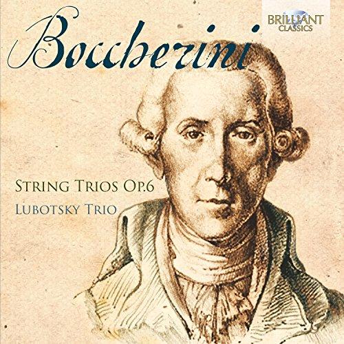 Boccherini: String Trios, Op. 6