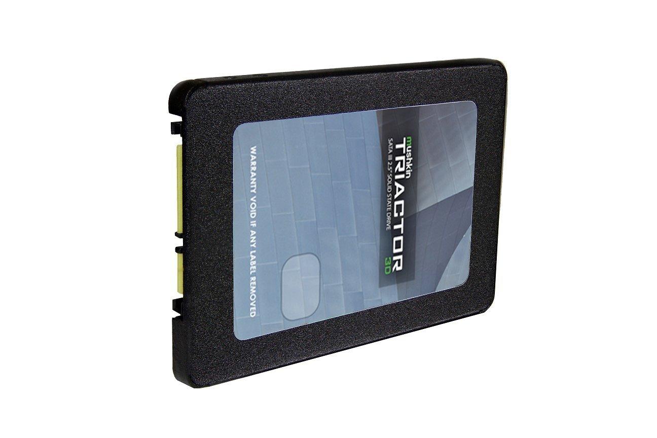 Mushkin TRIACTOR-3DL - 120GB Internal Solid State Drive (SSD) - 2.5 Inch - SATA III - 6Gb/s - 3D Vertical TLC - 7mm (MKNSSDTR120GB-3DL) by Mushkin (Image #3)