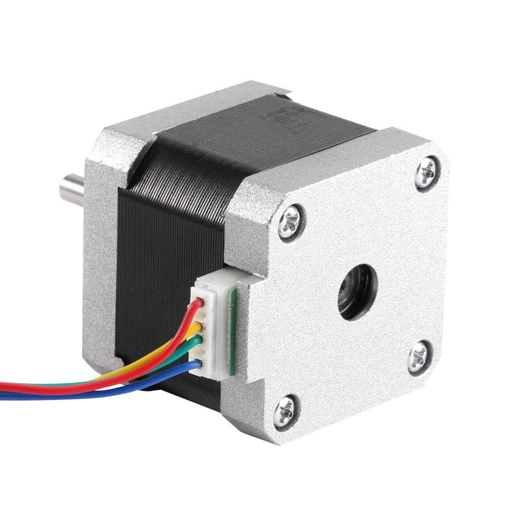 7HS4401 Motor paso a paso Nema17 de 4 hilos 1.7A para impresora 3D ...