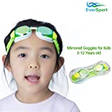 Toddler Swim Goggles, Pack of 2, Swimming Goggles