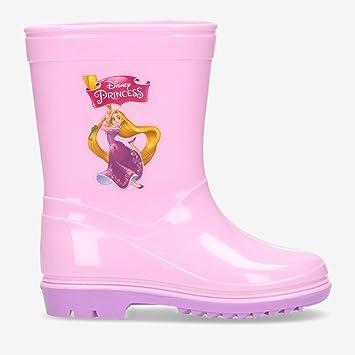 a74557ebbe8 Disney Botas Agua Rapunzel Niña (22-27) (Talla: 22): Amazon.es: Deportes y aire  libre
