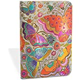 Carnet PAPERBLANKS modèle Creations Amusantes Papillons Mini 95x140mm- ligné
