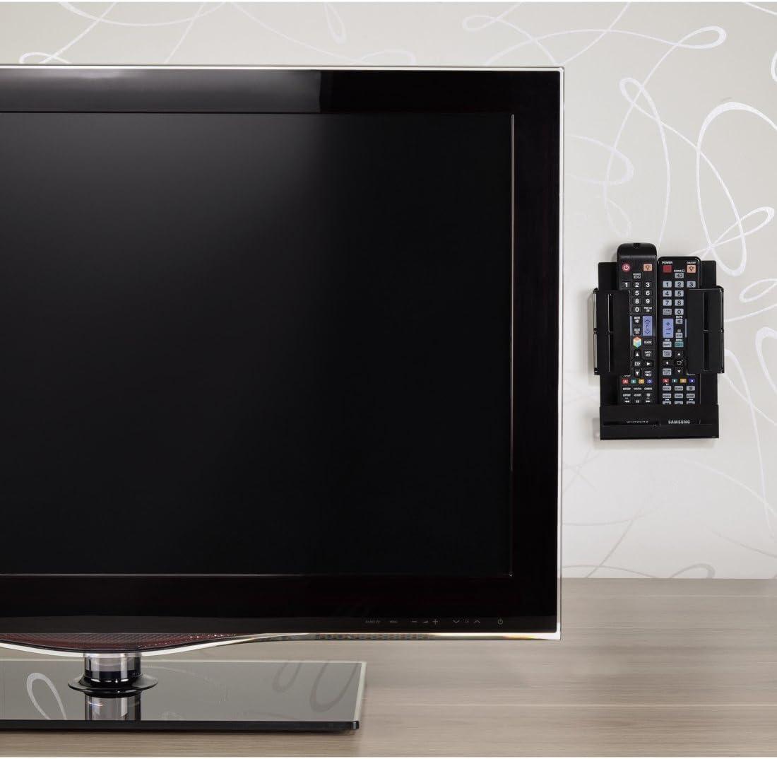 Hama - Soporte para accesorios de televisor, color negro: Amazon.es: Electrónica