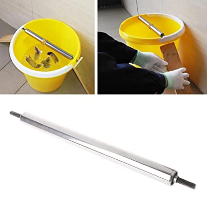 ❤Mouse Catcher Cylinder Stick Stainless Steel Mice Rat Trap Roller Rodent Capture