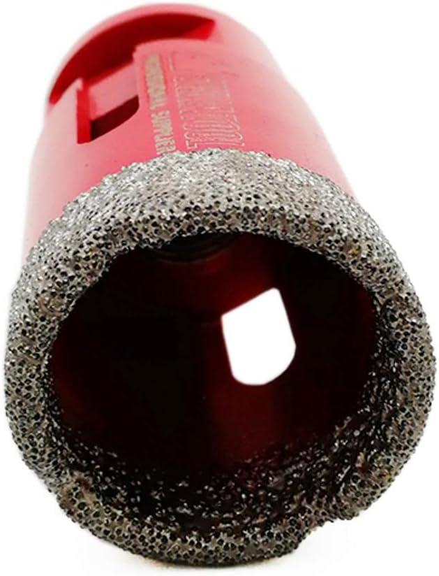 SHDIATOOOL Foret diamant/é avec connexion M14 Fraise sous vide 10 mm Hauteur diamant 1 pi/èce