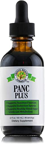 Choice Health Panc Plus 2 oz Pancreas Support Formula Drop