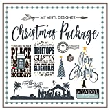 My Vinyl Designer The Ultimate Christmas Package USB Vector Art, AI, EPS, SVG, and DXF Files
