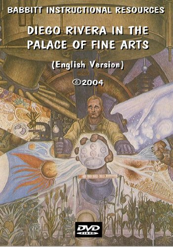 Diego Rivera In The Palace Of Fine Arts (English Version) [DVD+CD] -