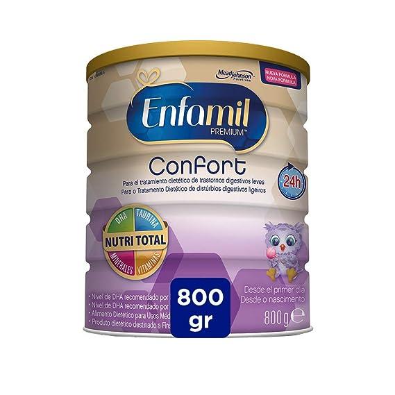 Enfamil Confort - Leche infantil para bebés lactantes con transtornos digestivos leves