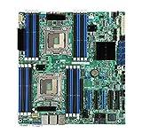 Intel S2600CP2 Server Motherboard - Intel C600-A Chipset - Socket R LGA-2011