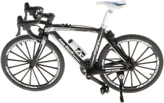 B Blesiya 1:10 Modelo de Bicicleta de Carrera/Montaña/Ciudad de ...