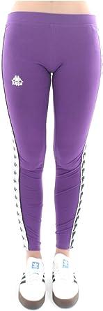 Kappa 303WGJ0 Pantalones de chándal Mujer S: Amazon.es: Ropa ...