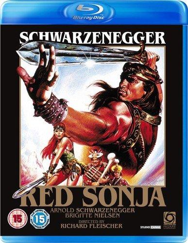 Red Sonja [Blu-ray] (Blu Ray Conan)