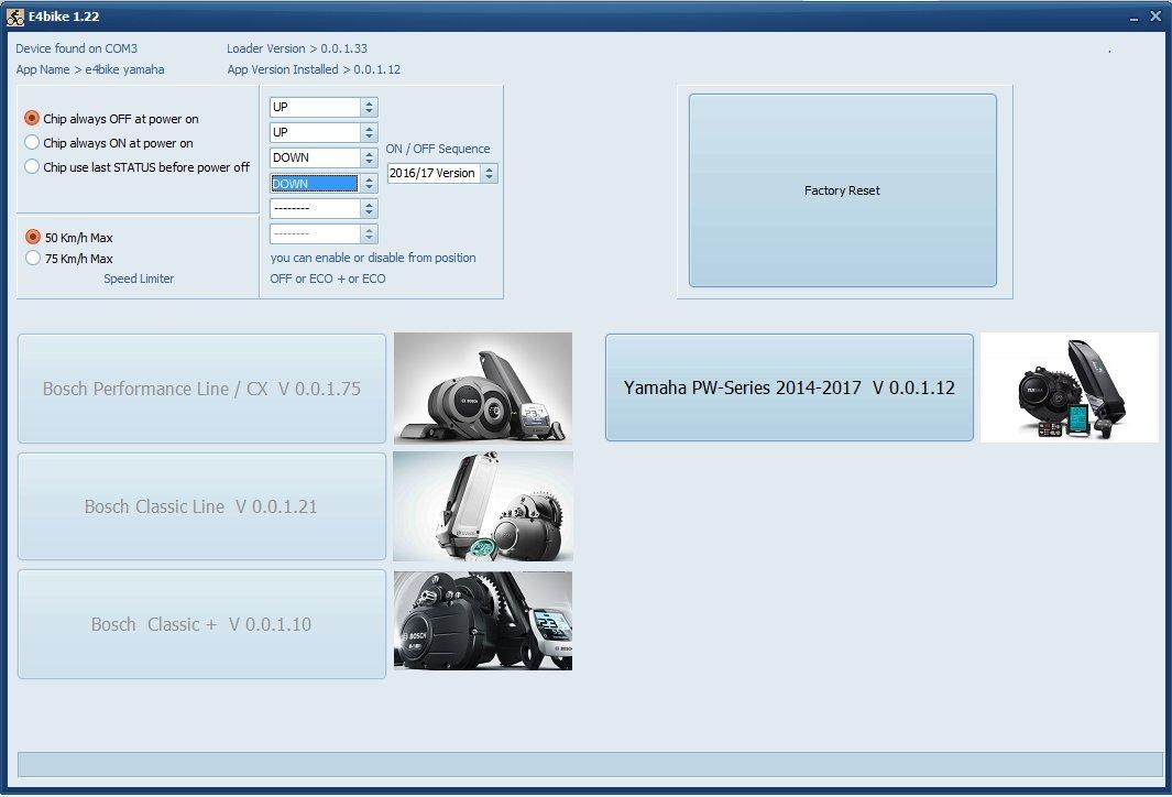 Speedchip Ebike Tuning Tuningmodul Für Alle Yamaha Pw Motoren